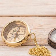 deko kompass