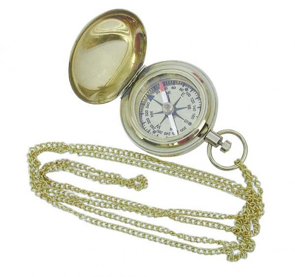 Kompaß, Taschenuhr