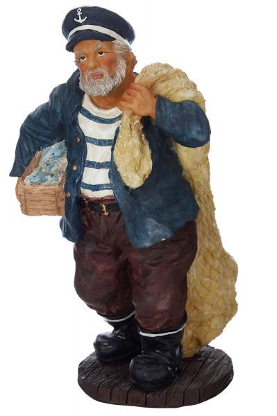 Dekofigur fischermann figuren deko figuren maritim Maritime deko figuren