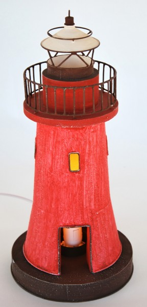 Leuchtturm rot