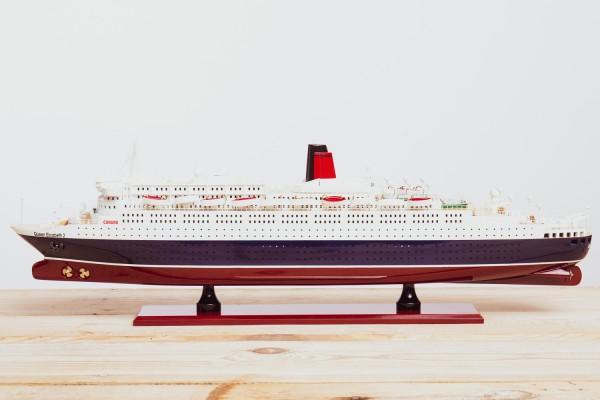 Modellschiff Queen Elisabeth