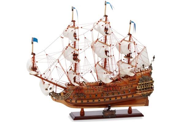 Schiffsmodell Le Soleil Royal