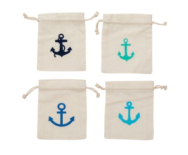 Geschenkbeutel aus Baumwolle online bestellen.   mare-me. Maritime ... 1c78515001