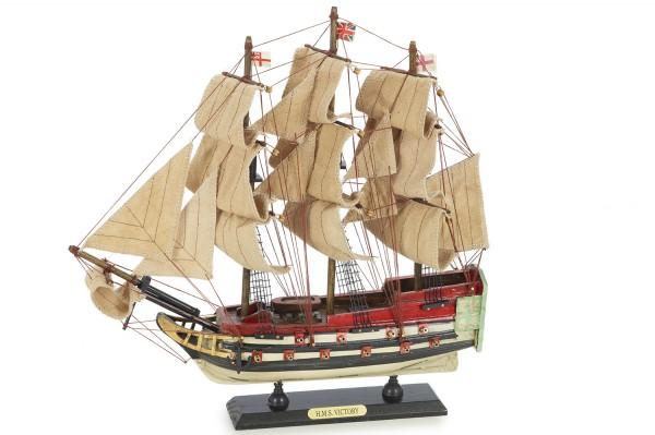 Modellschiff H.M.S. Victory