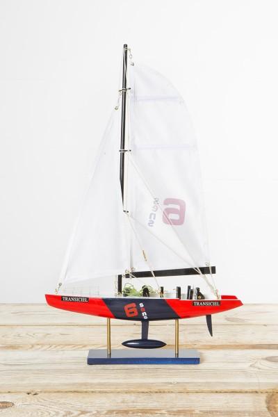 Americas Cup Transiciel Modellschiff