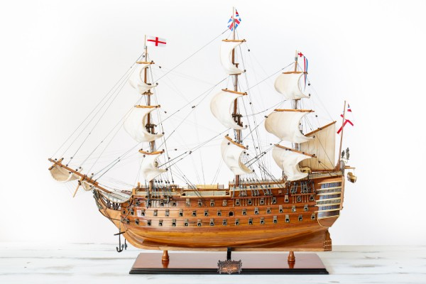 Schiffs Modell Maritime Dekoration Nautika & Maritimes