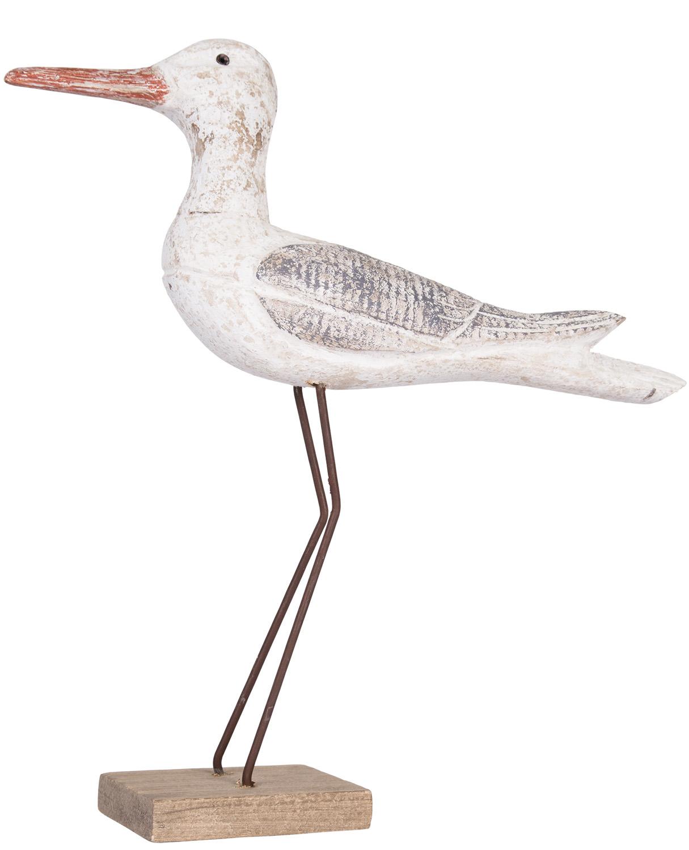 Vogel gross v gel deko figuren maritim dekorieren - Holzpaddel deko ...
