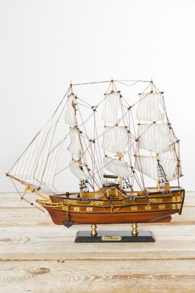 Schiffsmodell Raddampfer, 49cm