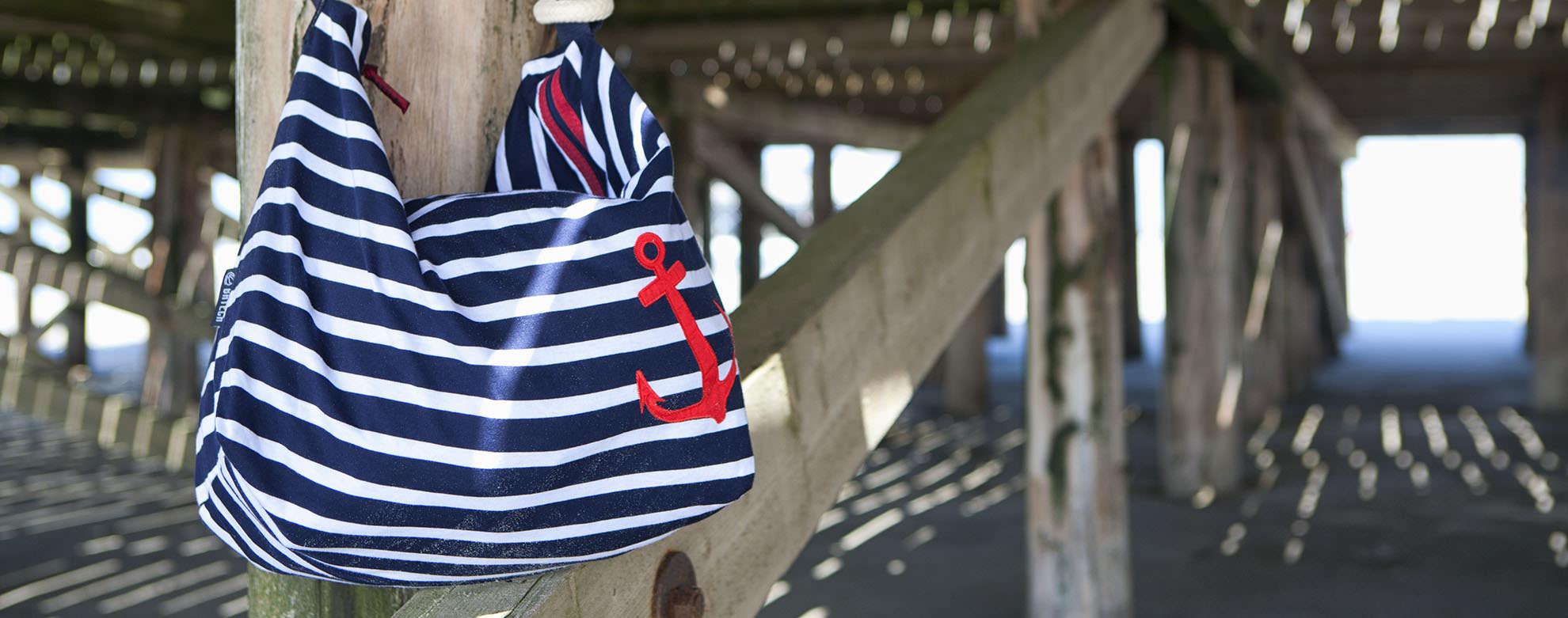 Strandtaschen maritim
