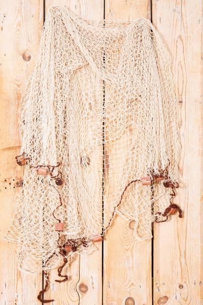 Fischernetz, 6.25qm, natur