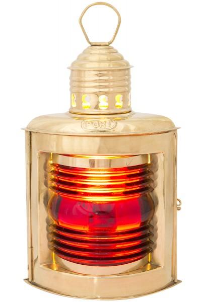 Backbordlampe 23cm, Petroleum