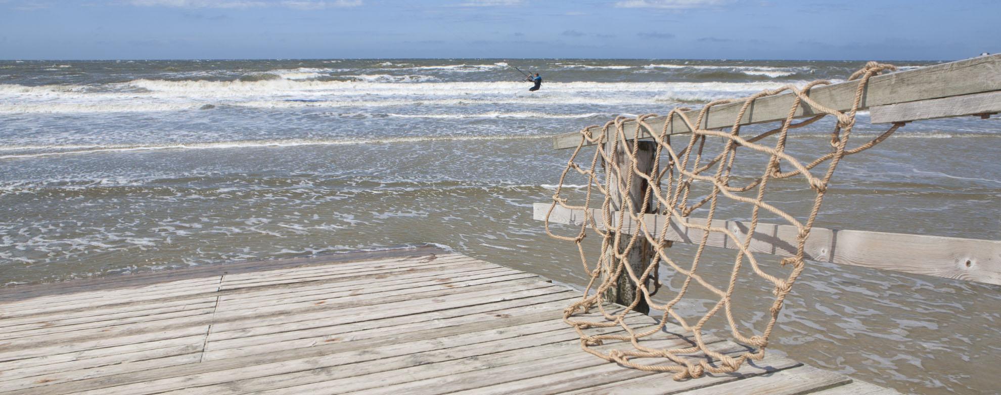 Fischernetze, Reusen