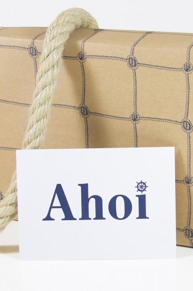 Postkarten Ahoi
