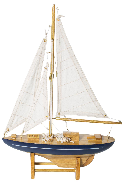 kleine deko segel yacht deko schiffsmodelle maritim dekorieren mare me maritime. Black Bedroom Furniture Sets. Home Design Ideas