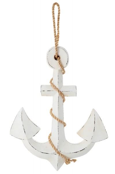 deko anker wei gro deko anker deko klassiker maritim dekorieren mare me maritime. Black Bedroom Furniture Sets. Home Design Ideas