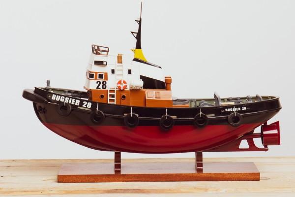 Schiffsmodell Hafenschlepper