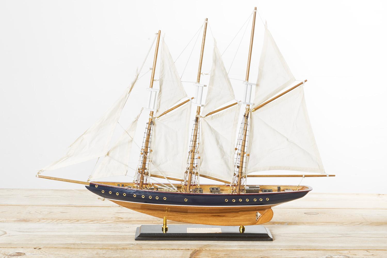 Schiffsmodell Segelschiff Atlantic Modellschiffe