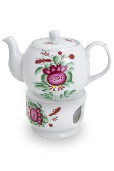 Teeset Ostfriesenrose