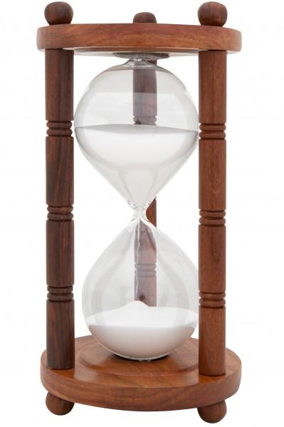 Sanduhr Holz 60 Minuten
