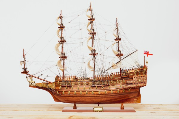 Modellschiff Sovereign of the Sea