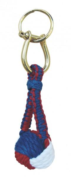Schlüsselanhänger Affenfaust, bunt