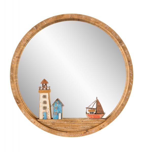 Badezimmer Spiegel maritim