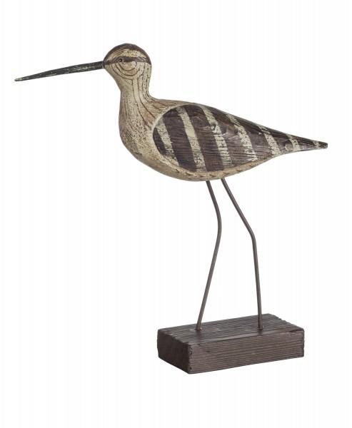 Modell Vogel gestreift