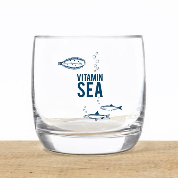 Whiskyglas Vitamin Sea