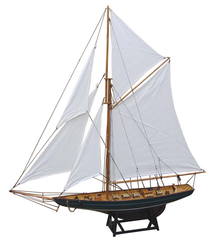 modell segelyacht modellschiffe segelschiffe histor deko schiffsmodelle maritim. Black Bedroom Furniture Sets. Home Design Ideas