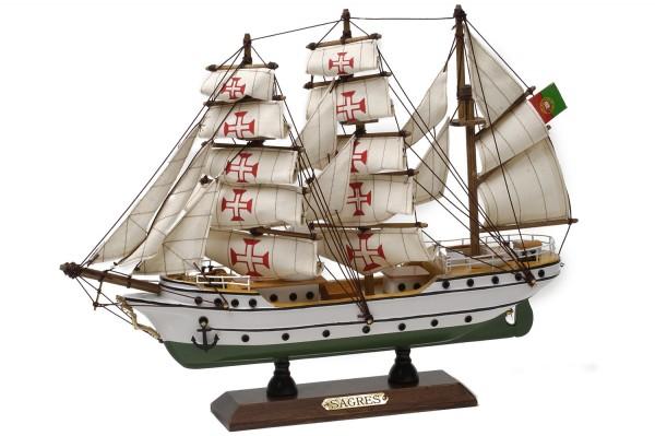 Schiffsmodell Sagres