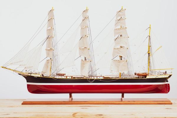 Schiffsmodell Parma