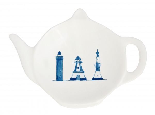 Charmant Teebeutelablage, Leuchtturm