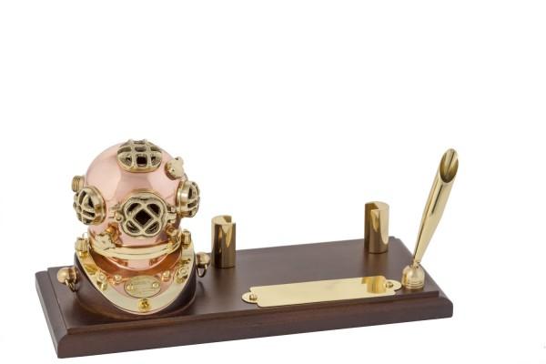 Karten Und Stifthalter Schreibtisch Dekoration Mare Me Maritime Dekoration Amp Geschenke