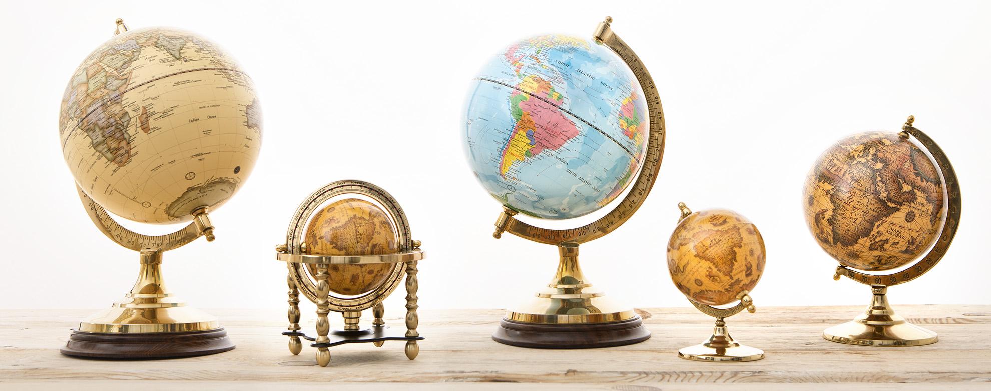 Globus, Armillarsphäre