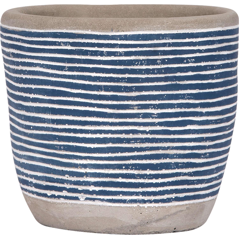 Schale beton blau wei 14cm onine bestellen mare me - Holzpaddel deko ...