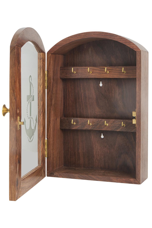 schl sselkasten anker schl sselk sten schatullen maritim zuhause maritime klassiker. Black Bedroom Furniture Sets. Home Design Ideas