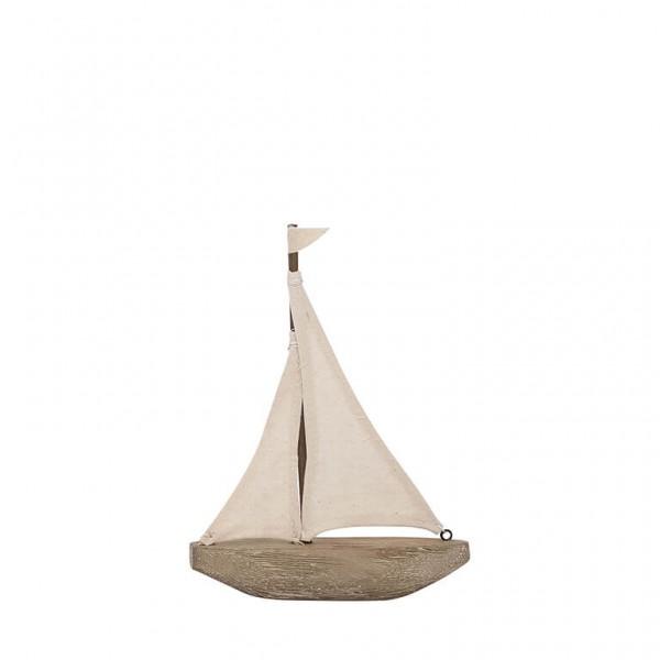 Deko Segelboot Treibholz