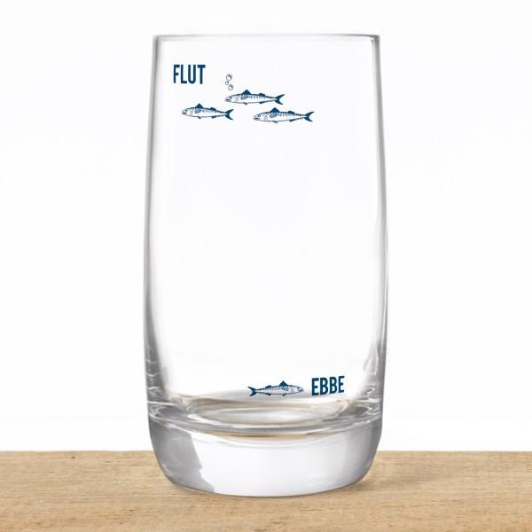 Longdrinkglas Ebbe & Flut