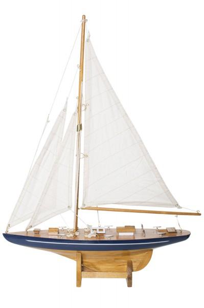 Deko Segelyacht 40cm