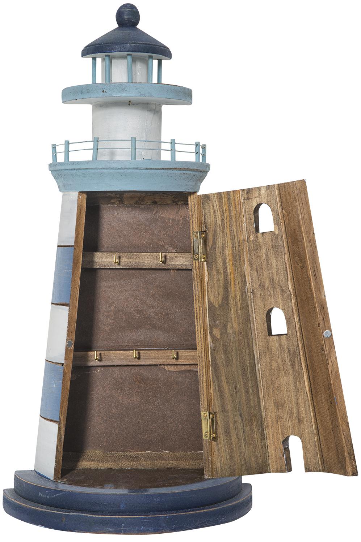 Leuchtturm schl sselkasten schl sselk sten flur for Dekoration geschenke