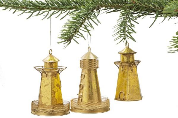 Christbaumschmuck leuchtturm christbaumschmuck deko nach themen maritim dekorieren mare - Christbaumschmuck leuchtturm ...