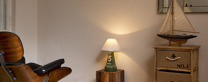 tischlampen online bestellen bei mare me. Black Bedroom Furniture Sets. Home Design Ideas