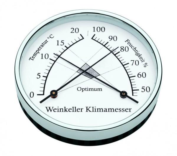 Barigo Weinkeller Klimamesser