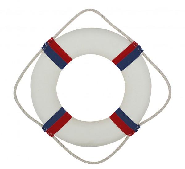 Rettungsring blau, rot, 50cm