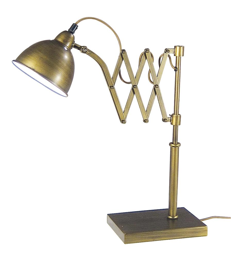tischleuchte eisen tischlampen maritime lampen. Black Bedroom Furniture Sets. Home Design Ideas