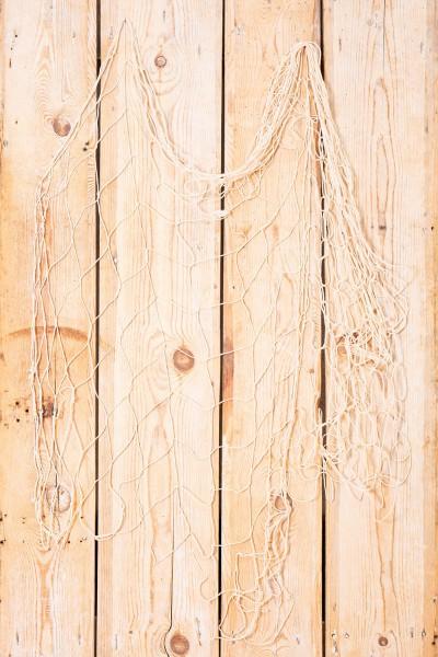 fischernetz 3qm 2mm beige fischernetze reusen deko. Black Bedroom Furniture Sets. Home Design Ideas