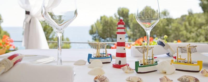 Mediterrane Tischdeko Ideen maritime dekoration geschenke und maritimes einrichten mare me