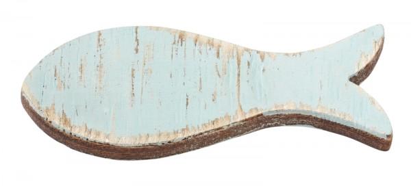 Maritime Dekoration Streudeko Deko Fisch Seestern Holz Tischdeko Set 54 Stck