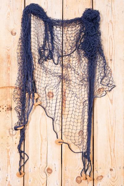 Fischernetz Deko fischernetz deko blau 230x300cm fischernetze reusen deko