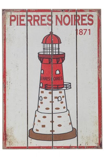Bild Leuchtturm, Pierres Noires